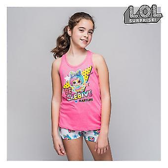 Summer Pyjama LOL Surprise! Girl Pink