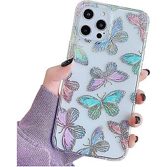 Iphone  12 Pro Max Butterfly Case
