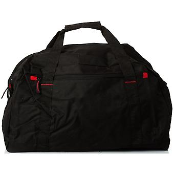Nektar Vancouver Travel Bag, 56 cm, Comfortable use, Black , Zippered external Mobile, Roomy Interior