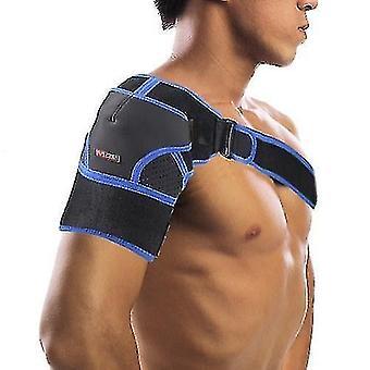 Exercise machine equipment sets shoulder support men/women shoulder brace