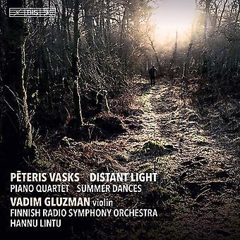Distant Light / Piano Quartet [SACD] USA import
