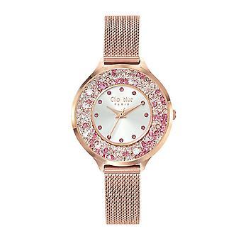 Women's watch CLIO BLUE WATCHES 6611006 - Strap