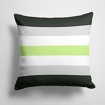 Pillows carolines treasures ck8010pw1414 agender pride fabric decorative pillow