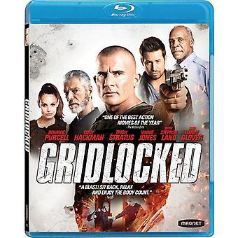 Gridlocked [Blu-ray] USA import
