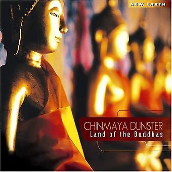 Chinmaya Dunster - Land of the Buddhas [CD] USA import