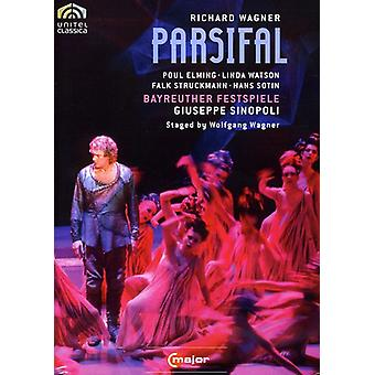 R. Wagner - Parsifal [DVD] USA import