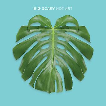 Big Scary - Not Art [CD] USA import