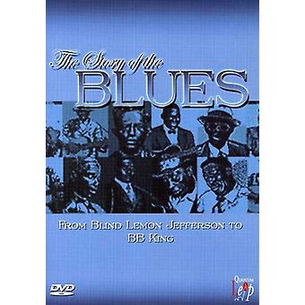 L'histoire du Blues: de Blind Lemon d'importation USA B.B. King [DVD]