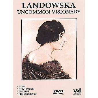 Wanda Landowska - Uncommon Visionary [DVD] USA import