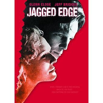 Jagged Edge [DVD] USA import