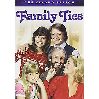 Family Ties: Ssn 2 [DVD] USA import