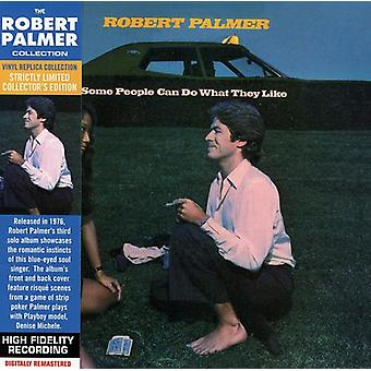 Robert Palmer - Some People Can Do What They Like [CD] USA import