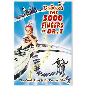5000 vingers van Dr T [DVD] USA importeren