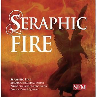 Billings/Bermudez/Crouch/Runestad/Durufle/Torrejon - Seraphic Fire [CD] USA import