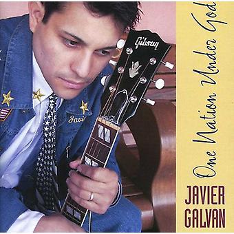 Javier Galvan - One Nation Under God [CD] USA import