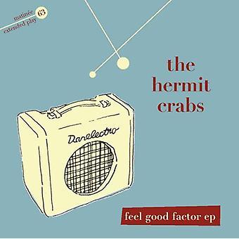 Hermit Crabs - Feel Good Factor EP [CD] USA import