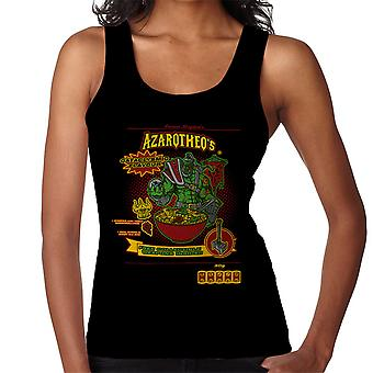 Azarotheos World Of Warcraft Cereal Women's Vest