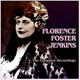 Florence Foster Jenkins - Jenkins Florence Foster-Thecomplete R [CD] USA import