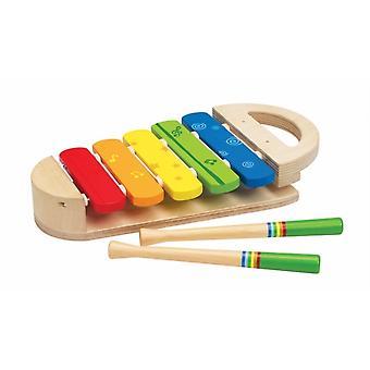 ヘイプ-レインボー木琴 E0302