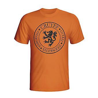 Holland prezidentské tričko (oranžová)-deti