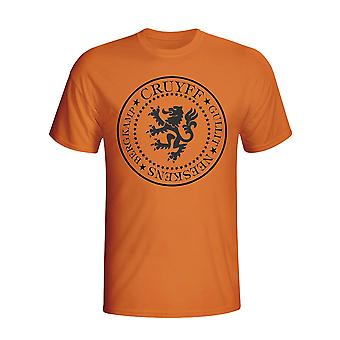 Holland Presidential T-shirt (orange) - Kids