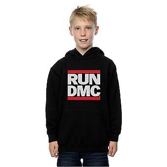 Run DMC Boys Classic Logo Hoodie