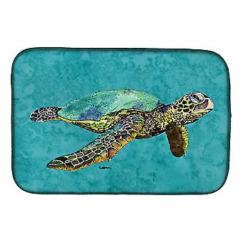 Carolines Treasures  8659DDM Turtle Dish Drying Mat
