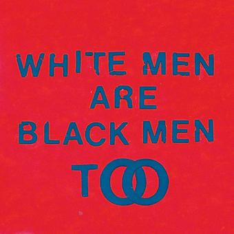 Young Fathers - White Men Are Black Men Too [Vinyl] USA import