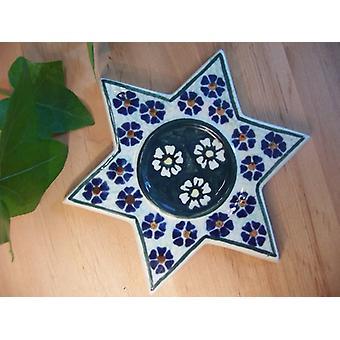 Estrelas como chá decoração leve, 2ª escolha, tradição 21 BSN 2379