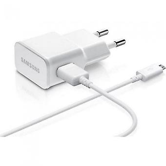 Samsung EP-TA12EWEU Adapter 2A Weiss, Ladekabel DQ11, Galaxy S5 , Note 3