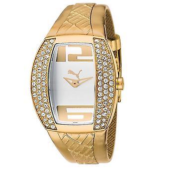 PUMA montre pierres de vitalité or bracelet montre femme PU101172003
