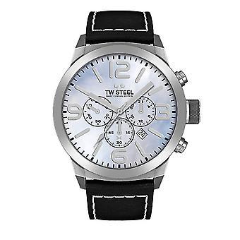 TW stål herre se Marc Coblen Edition TWMC13 wrist watch læder band