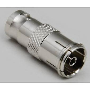 BKL Electronic BNC adapter BNC socket - Coax socket 1 pc(s)
