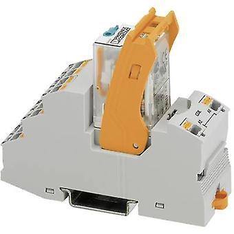 Phoenix kontakt RIF-2-RPT-LDP-24DC/2X21 relæ komponent nominel spænding: 24 V DC koblings strøm (maks.): 10 A 2 Skift-overs 1 pc (er)
