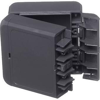 Bopla Bocube B 080805 PC-v0-7024 carcasă montare pe perete, consolă de montaj 80 x 89 x 47 policarbonat (PC) gri grafit (RAL 7024) 1 buc (i)