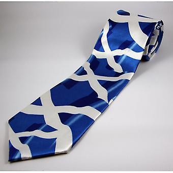Union Jack Wear Scoția semnalizare tie