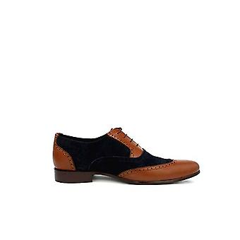 Handcrafted Premium Leather Arlo Black Oxford Shoe