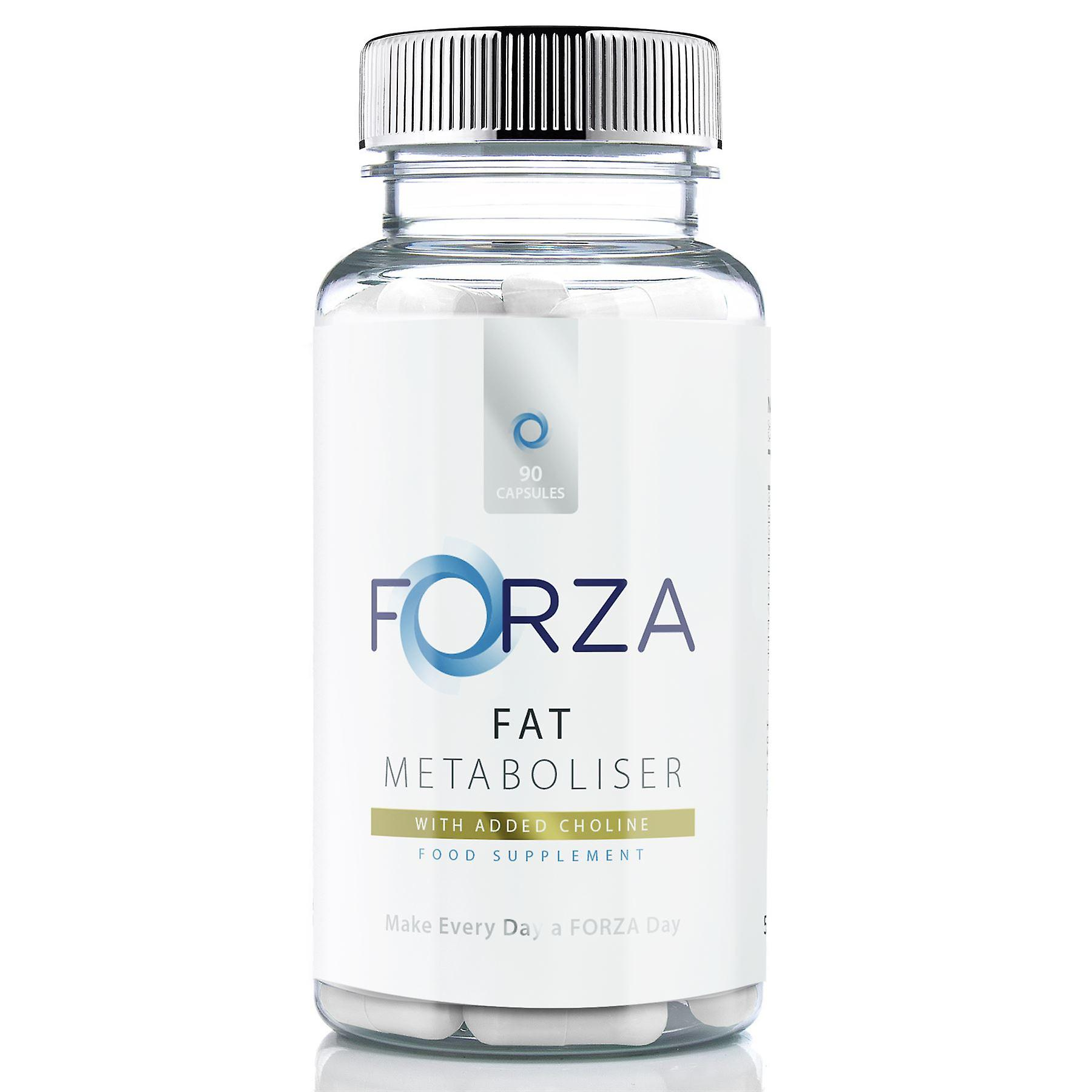 FORZA Fat Metaboliser - 90 Capsules