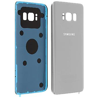 Housing part back cover, for Samsung Galaxy S8 - Grey