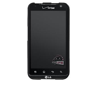 5 Pack -Case Mate Barely There Case for LG Revolution VS910 (Black) - CM015956-Z