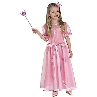 Little Princess Kleine Prinzessin pinkes Kleid Kostüm für Mädchen