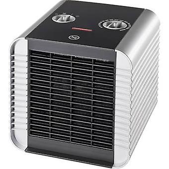 PTC-150A PTC Heater zwart/zilver