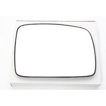 Right Driver Side Mirror Glass (Heated) & Holder For FREELANDER 2 2006-2010