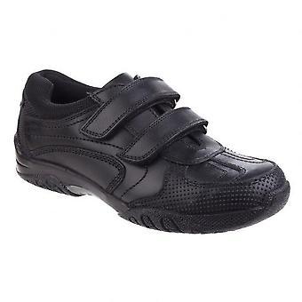 Hush Puppies Childrens Boys Jezza Back To School Shoes