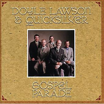 Doyle Lawson & Quicksilver - Gospel Parade [CD] USA import