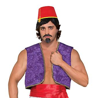 Genie Vest, Purple, Arab Prince/Arabian