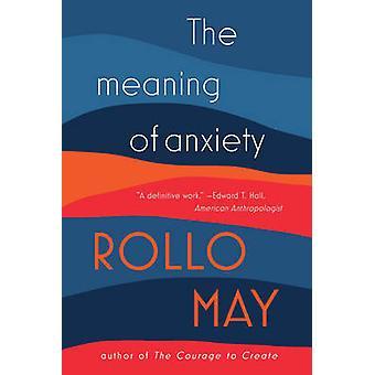 Menande av ångest av Rollo maj - 9780393350876 bok