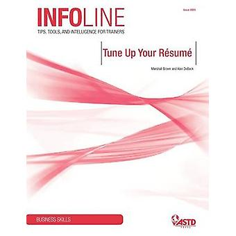 Tune Up Your Resume by Marshall A. Brown - Alan DeBack - 978156286593