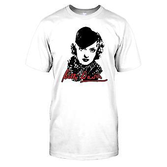 Bette Davis-tela Legend Mens camiseta