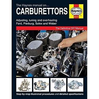 Haynes boek over carburateurs (Haynes Service en reparatie handleidingen)